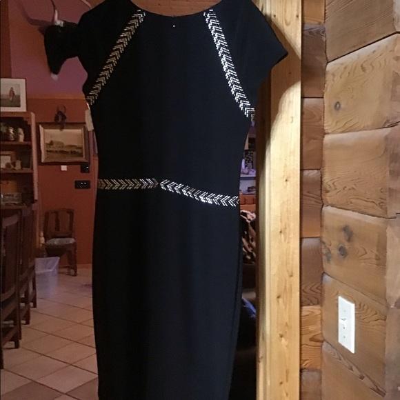 Joseph Ribkoff dress. Size 10. NWT